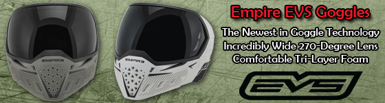 Empire EVS Goggle System