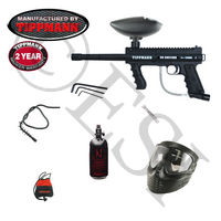 Tippmann 98 Paintball Gun Marker Performance Package