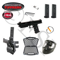 Tippmann TiPX Paintball Marker (Black) Package