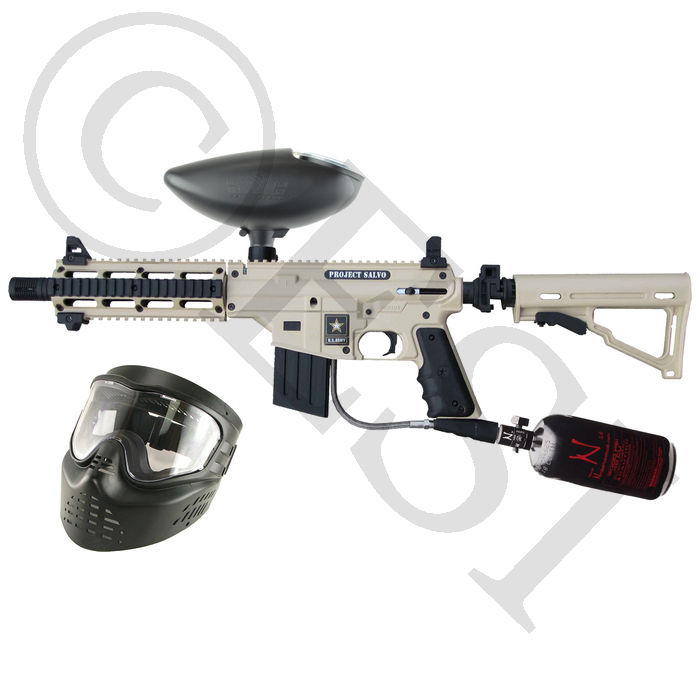 project salvo paintball gun Find great deals on ebay for project salvo barrel in paintball barrels shop with confidence.
