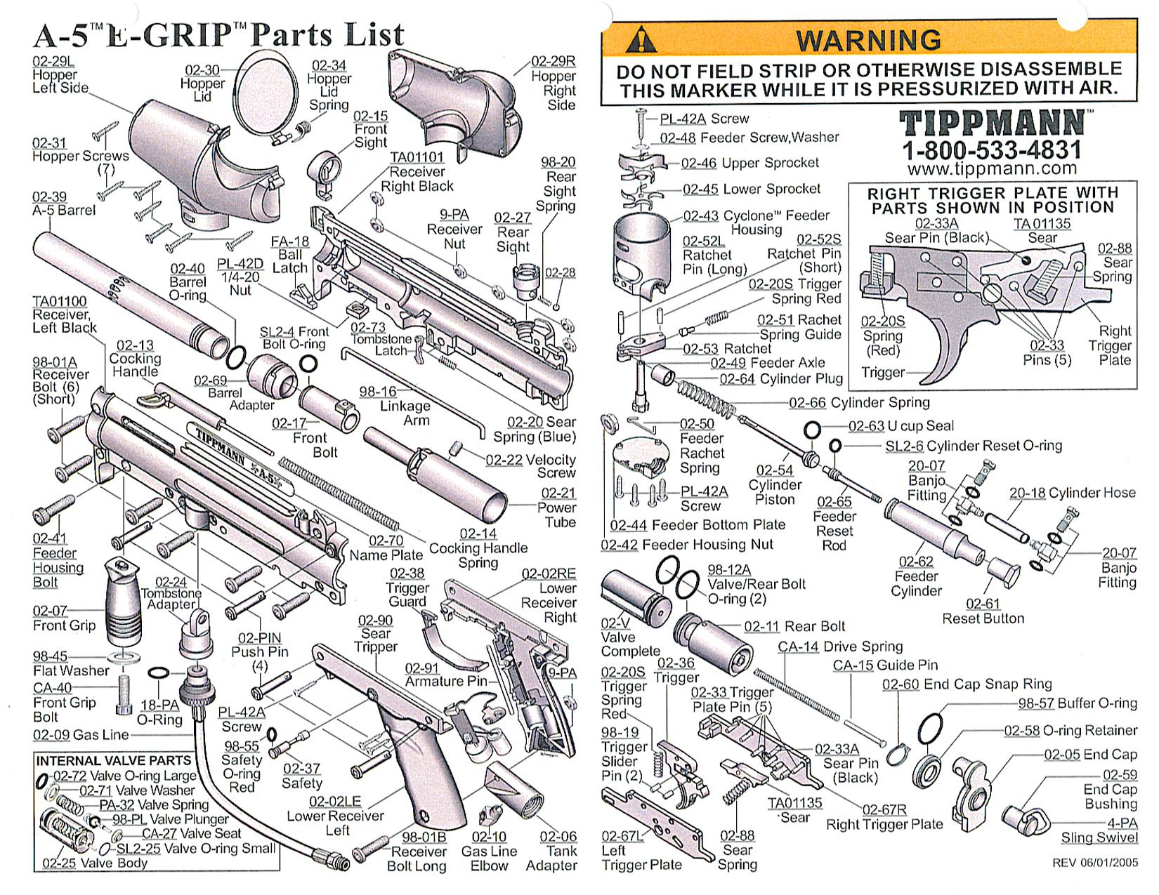Diagrams And Manuals