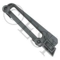 #63 Clamping Bar [Alpha Black Elite] TA06075