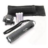 XP2 180 Lumen Tacitcal Flashlight with Ring Mount for Weaver and Picatinny Rails