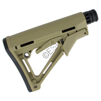 5 Position Fury Stock [fits Tippmann 98, BT4, Omega, Alpha Black, Carver One, Salvo]