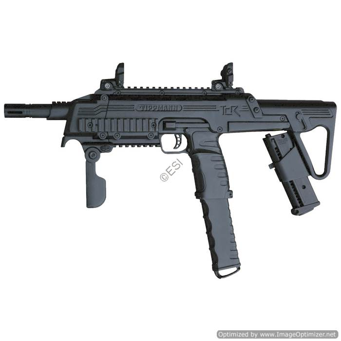 Tippmann Tactical Compact Rifle (TCR) Magfed Paintball Gun