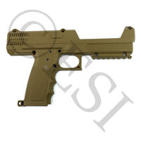 #01 Receiver - Right Side - Coyote [TPX Pistol Paintball Gun] TA20207