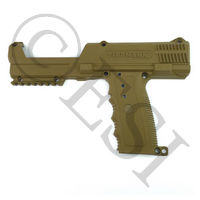 #02 Receiver - Left Side - Coyote [TPX Pistol Paintball Gun] TA20206