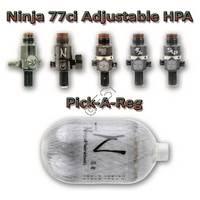 Adjustable Tank 77ci 4500F Pick a Reg