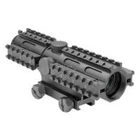 4x32 Tri-Rail System Mount with 34mm Scope