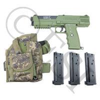 TiPX Deluxe Pistol Gun Kit