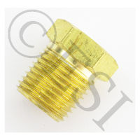 1/8 NPT Male to 10-32 Female Reducer