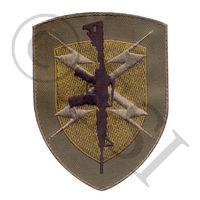 Gun Shield Morale Patch