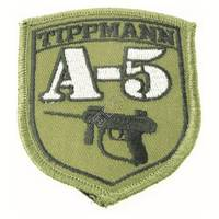 A-5 Patch with Velcro