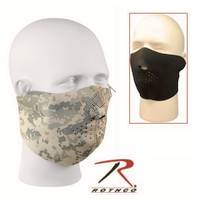 Neoprene Face Mask - Reversible
