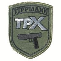 TPX Pistol Patch with Velcro