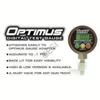 Optimus Digital Testing Gauge - High Pressure 0 to 5000psi