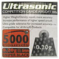 Competition Airsoft BBs - .20g - 5000 Count