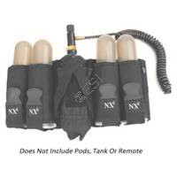 SP Series 4+1 Pod and Tank Harness with Body Wrap Design