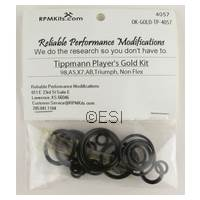 Gold Level Tippmann Oring and Oil Kit - Fits: 98, A5, X7 (non Phenom), FT-12, Gryphon, Triumph, and US Army Markers