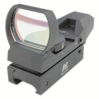 Red and Green Dot Reflex Sight with 4 Different Reticles - Weaver Mount