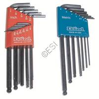 18 Piece Combo Allen Key Set - Ball Point