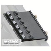 Universal Offset Mounting Rail [3/8 Inch Dovetail Mount]