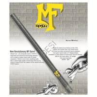 MF Metal Free Barrel [A5] - 14 Inches Long