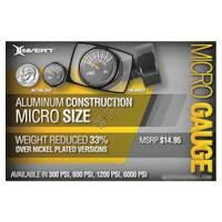 Micro Micro Gauge - 600psi
