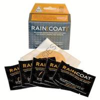 RainCoat - 5 Pack of Wipes with a Cleaning Cloth