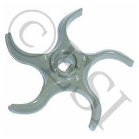 #20 Feeder Sprocket - Lower [A-5 2011 Cyclone Feed Assembly] TA30012