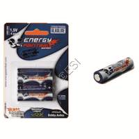 Alkaline Battery - 4 Pack