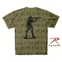 Soldier Camo TShirt