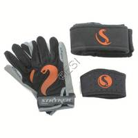 Youth Protection Pack - with Neck Protector, Gloves, and Headband with Mesh