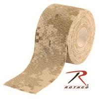 Self-Cling Camouflage Tape Wrap