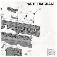Tacamo Magazine Kit MKP - Phenom Diagram