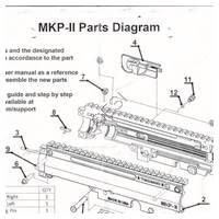 Tacamo Magazine Kit MKP II - Phenom Gun Diagram