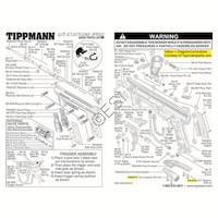 Tippmann 98 Custom Pro ACT Diagram