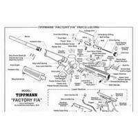 Tippmann FA Gun Diagram