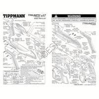 Tippmann Triumph EXT Gun Diagram