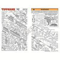 Tippmann X7 RT Gun Diagram