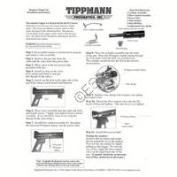 Tippmann 98 Custom Gun RT Manual