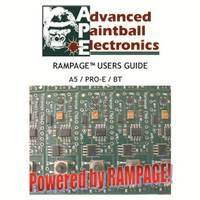 Tippmann A5 APE Rampage Board V2 Manual