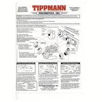 Tippmann 68 Carbine Gun Vertical Adapter Kit Manual