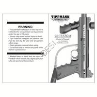 Tippmann 98 Custom Gun Manual