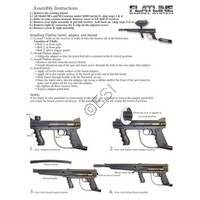 Tippmann 98 Flatline Manual