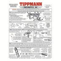 Tippmann 98 Custom Low Pressure Kit Manual