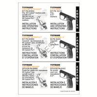 Tippmann A-5 E-Grip Installation Manual