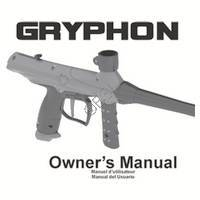 Tippmann Gryphon Manual