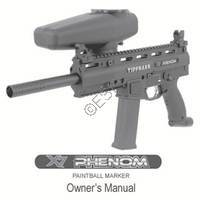 Tippmann X7 Phenom Manual