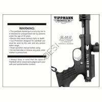 Tippmann SL-68 II Gun - Generation 1 Manual